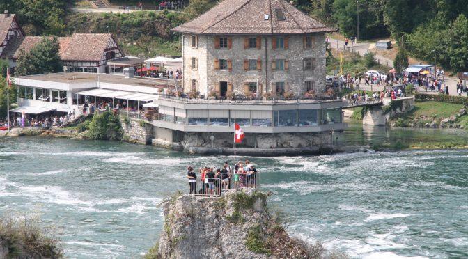 Wat`n Rheinfall