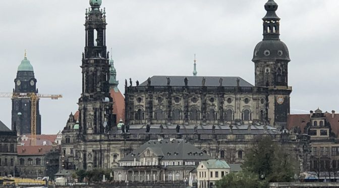 Sightseeing Dresden