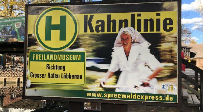 Radtour im Spreewald